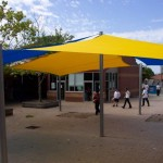 Schoolyard Shade Cover