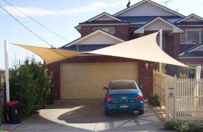 Carport Shade 1800 Shade U Shade Sails Melbourne