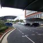 Multi Cantilever Carpark Solution