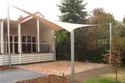 ... Garden Design With Outdoor Entertainment Area U Shade U Shade Sails  Melbourne With Backyard Patios And