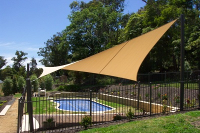 Swimming Pool Shade Ideas outdoor amp landscaping enjoyable rectangle canopy lower patio pool throughout the most amazing and also stunning Swimming Pool Shade