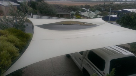 Shade Sail Repair