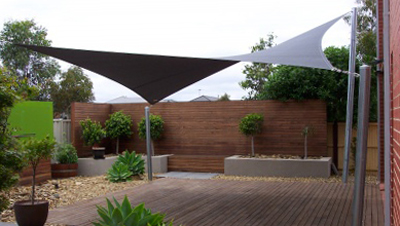 winter shade sails